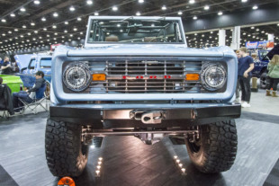 False Memory Turned Fantastic Machine: Maxlider's Four-Door Bronco
