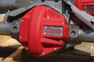 Currie Enterprises Builds Battle-Ready Axles For Project Redneck