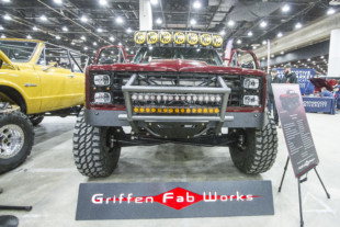 "Famous And Fresh: Griffen Fab Works 1981 GMC ""Poverty Runner"""