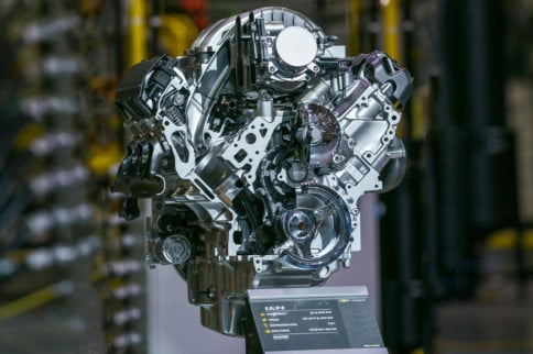 The New GM L8T Engine Is A 401ci Gen-V That Hot-Rodders Will Love