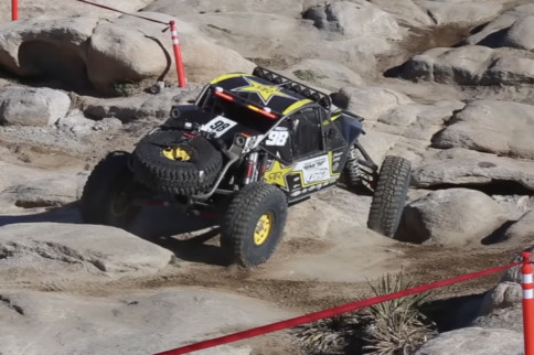 Video: Jordan Pellegrino's Trials At 2019 King Of The Hammers