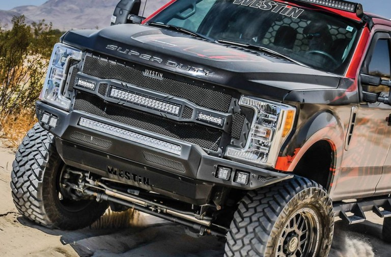 Quick Hit: Westin Automotive's Pro-Mod Bumper