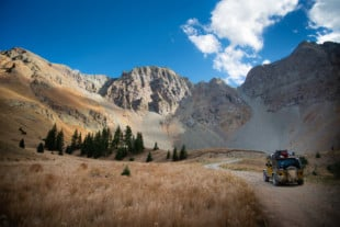 Video: 4x4 AlFresco Conquers The Alpine Loop