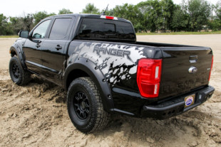 Galpin Auto Sports Builds The 2019 Ford Ranger X