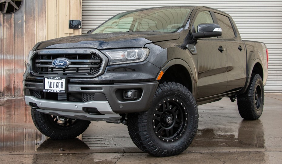 ICON Releases 2019 Ford Ranger Complete Suspension System