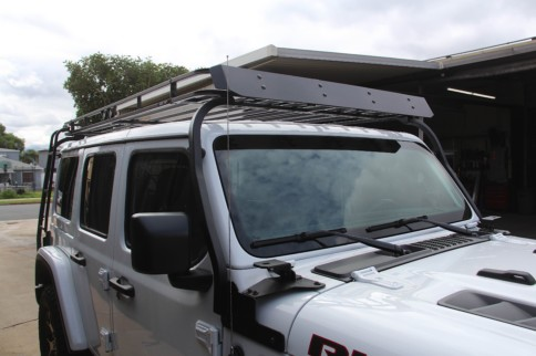 Liftoff: Garvin Wilderness Products Launches Line Of JL Racks
