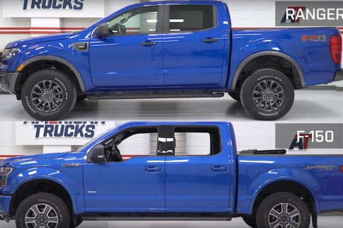 New Ford Ranger vs Used EcoBoost F-150: Which Is The Better Buy?