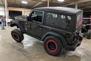 Quick Hit: Energy Suspension's Jeep Wrangler JL Rock-Flex System