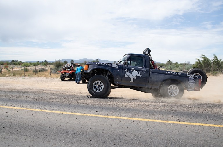 Burro Takeover: Trophy Burro Takes On The NORRA 1000