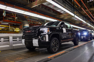 GM Is Investing $24 Million To Expand Truck Plant