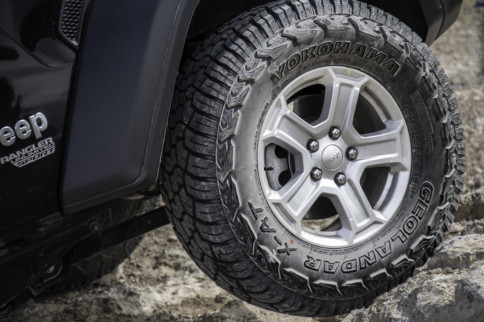 Yokohama Geolandar X-AT Tire Review