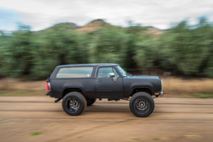 Jeff Barnes' 1978 Cummins-Powered Dodge Ramcharger