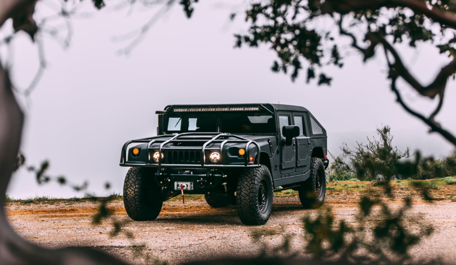 Mil-Spec Launch Edition #6 Is The Hummer Of Your Dreams