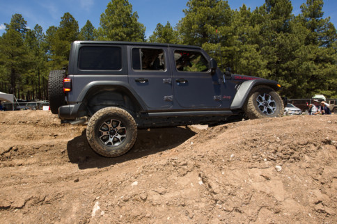 Taking In The Sights Of Overland Expo West 2019