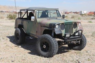 War Horse: Jim Richert's 1968 Jeepster Commando Off-Roader