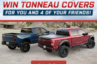 Enter To Win: American Trucks' Bed Cover Giveaway