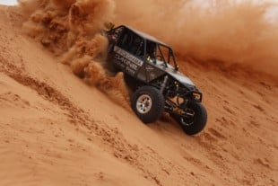 Born To Race: David Hartman's Ultra4 4800 Buggy