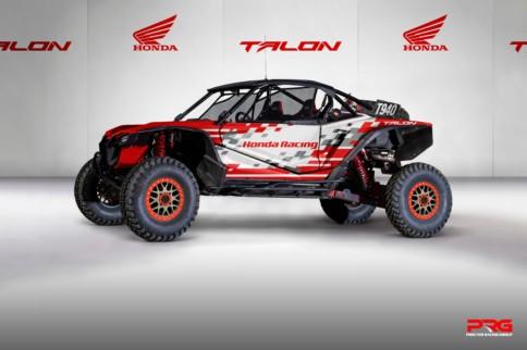 Honda Announces New Race Team For Talon 1000R