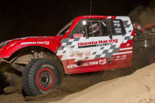 New Honda Ridgeline Race Truck Wins Class 7 At Baja 500