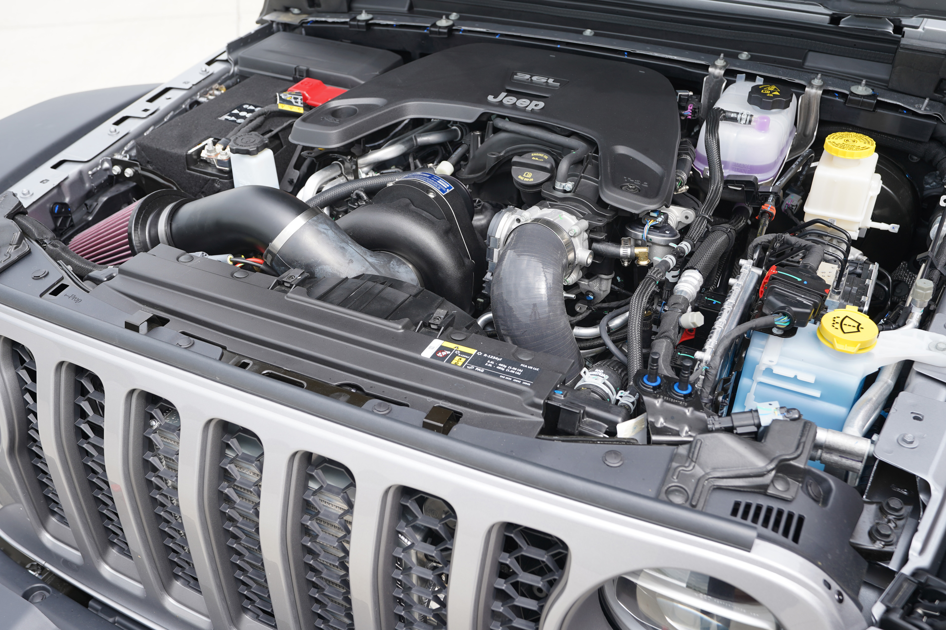 Charging Ahead: ProCharger Supercharger Kits For Wranglers