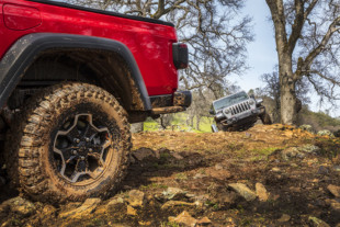 Ready For Battle: Falken Tires Now OE Tire For 2020 Jeep Gladiators