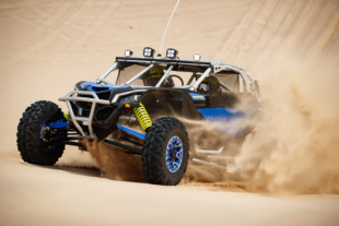 Taking The Lead: Can-Am Unveils Industries Most Powerful SXS
