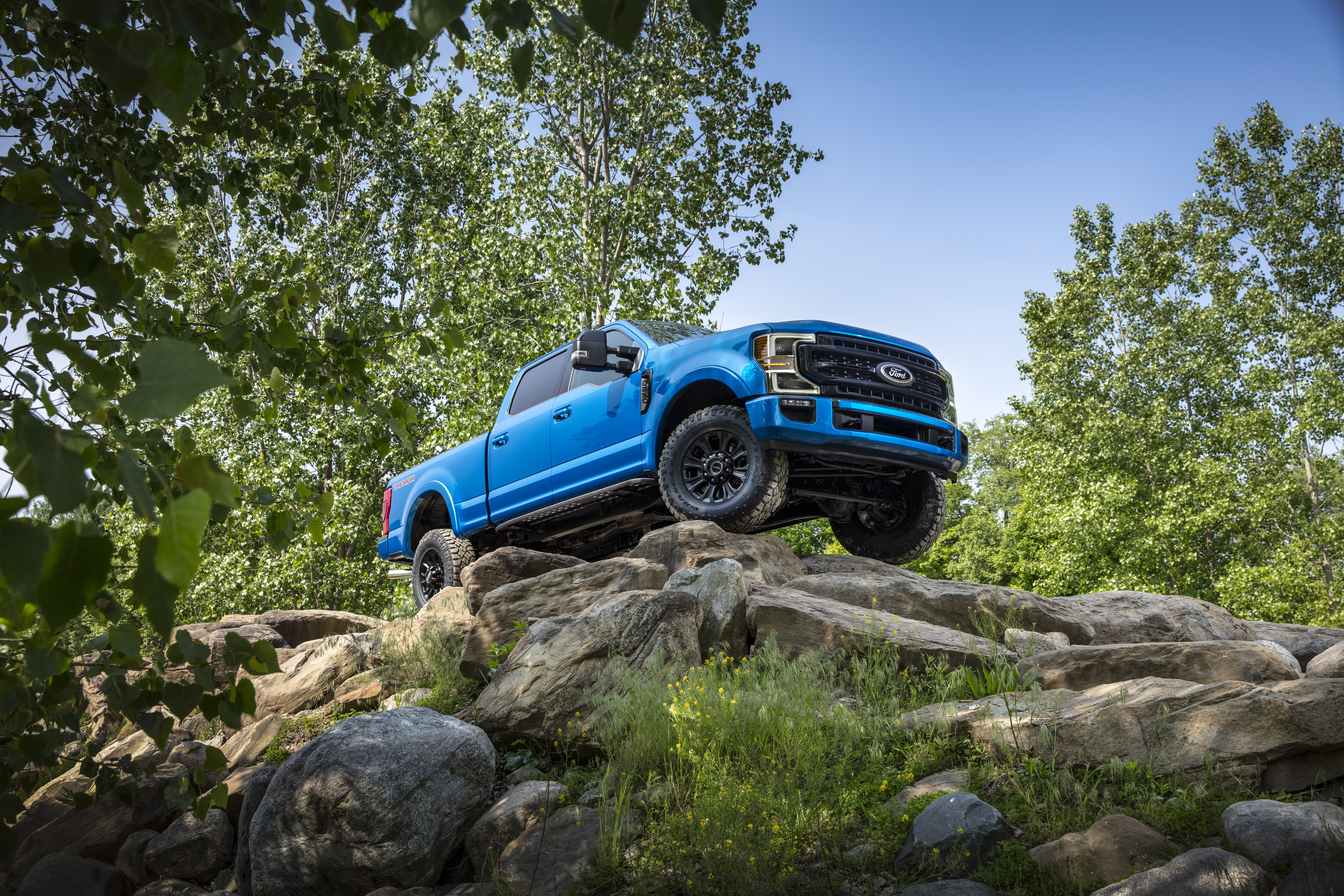 Tremor Off-Road Package Comes To The 2020 Super Duty