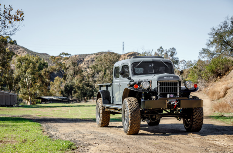 Video: Legacy Classic Trucks Made An Awesome 1949 Power Wagon