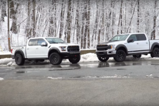 Which Would You Choose, Built Raptor Or 650 hp Roush F150?