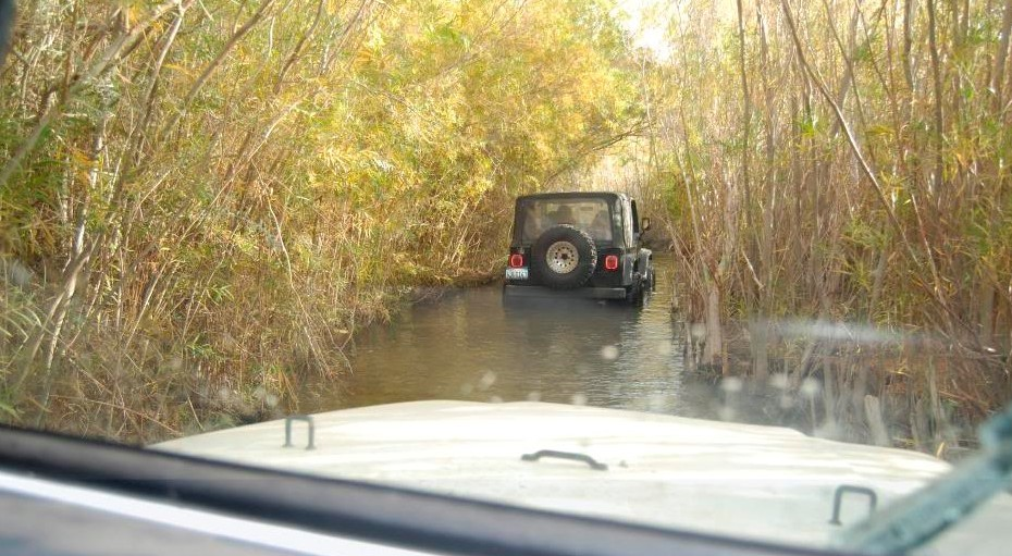 A Lesson In Off-Roading: Unprepared And Unprotected