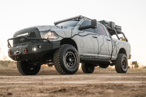 All Mapped Out: Mike Smith's 2013 Ram 2500