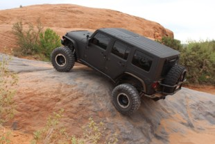 BlackBetty: A Do-It-All JK Wrangler