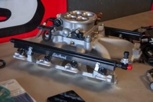 Dyno Testing Edelbrock's Pro-Flo 4 EFI System On A Junkyard LS