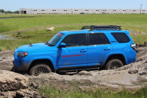 Field Day: Testing Out Bridgestone & Firestone's Latest Tires