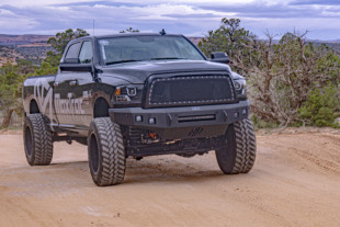 MaxTrac Introduces Forged Aluminum Control Arms For HD Ram Trucks