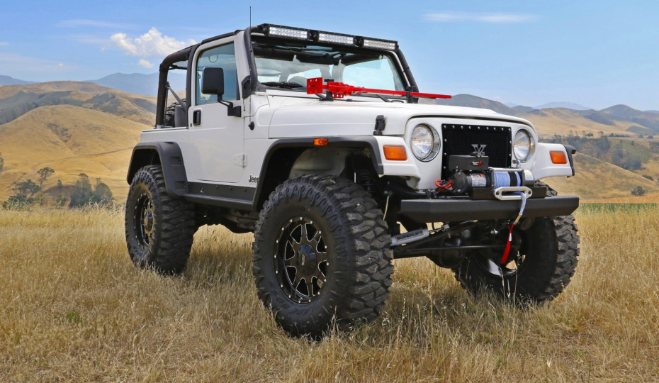 SEMA Helps High Schoolers Build Their Dream Jeeps