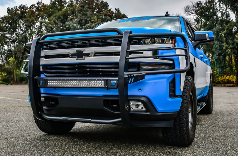 Westin Releases Sportsman X Grille Guard For Looks And Protection