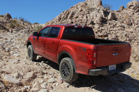 2019 Ford Ranger FX4 Review