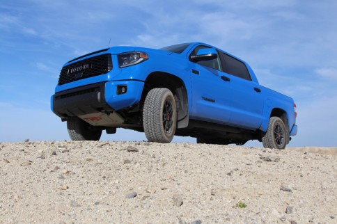 2019 Toyota Tundra TRD Pro Review