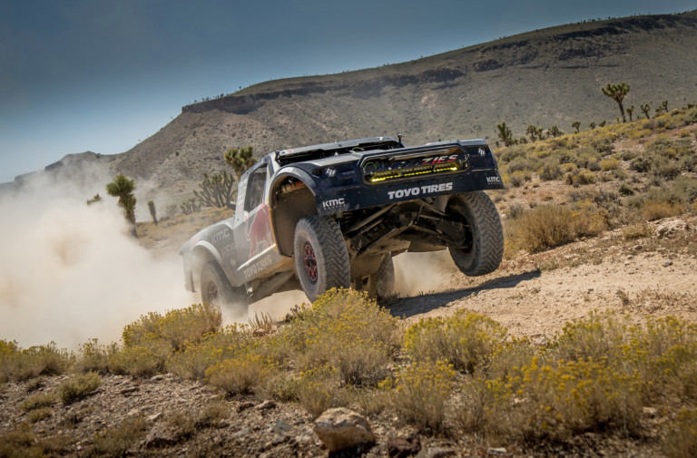 Bryce Menzies Wins Vegas To Reno, First To Win In AWD Trophy Truck