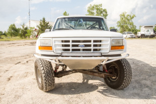 A Cut Above The Rest: Craig Sharp's 1996 Ford F-150