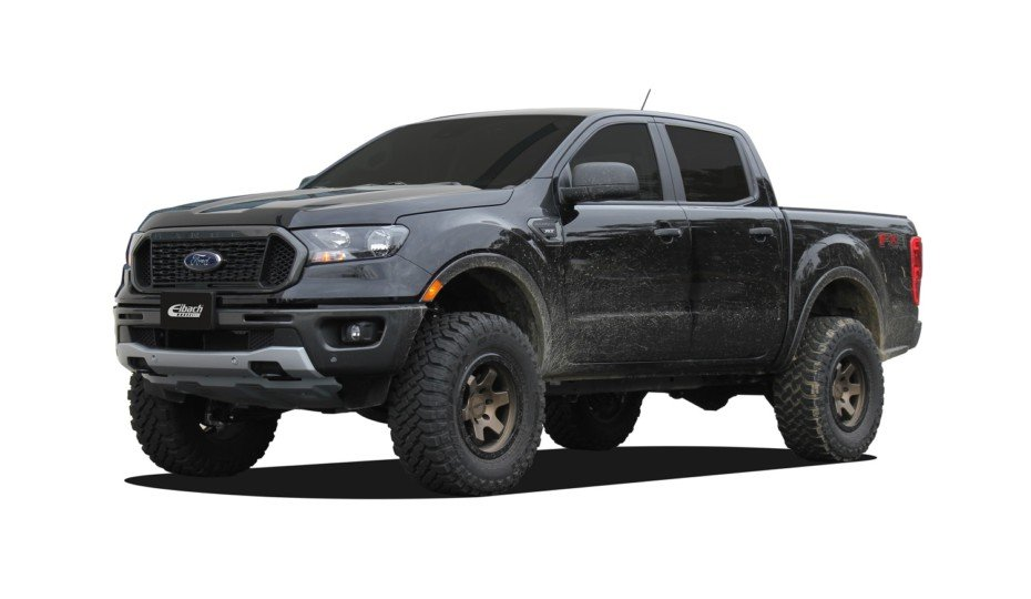 Eibach Releases PRO-TRUCK-LIFT For The 2019 Ford Ranger