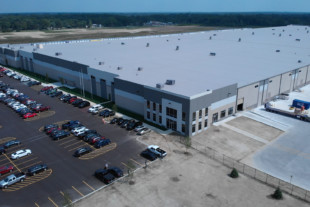 GM Opened A New $65M Parts Facility In Flint, MI Area