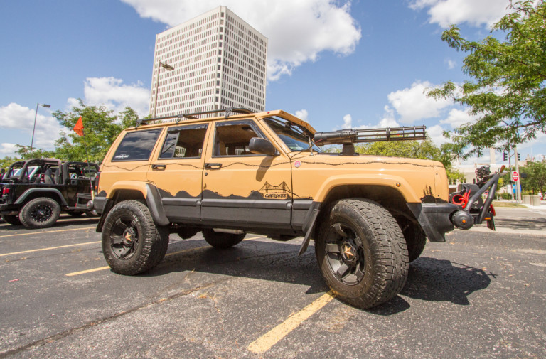 Top 5 Jeeps Of Toledo Jeep Fest 2019