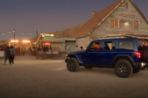 Jeep Teams Up With NBC TV Show Songland For New Commercial