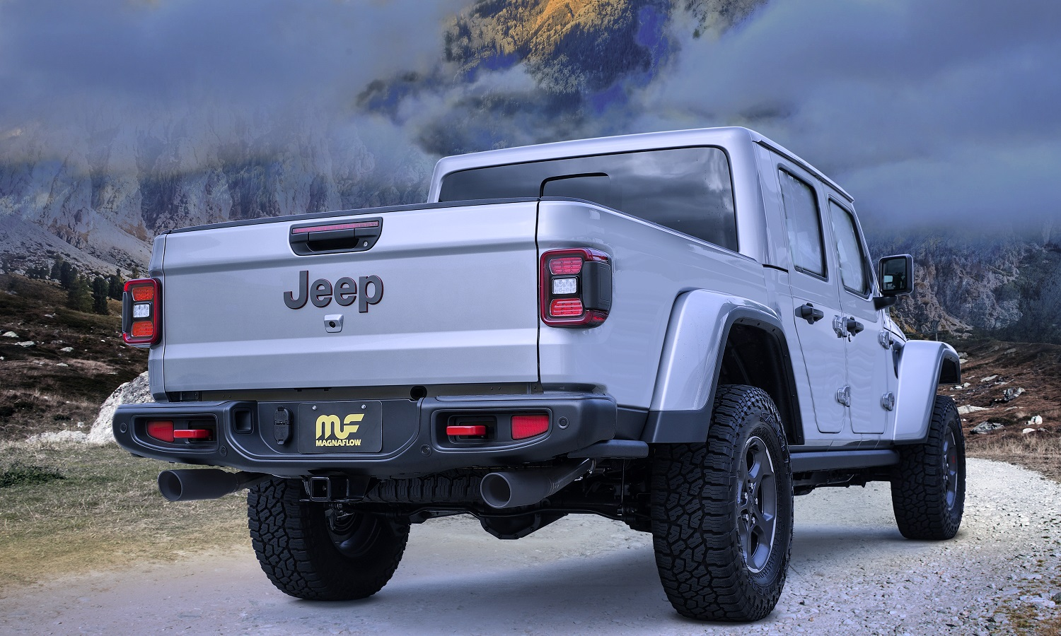MagnaFlow Releases 2020 Jeep Gladiator Exhaust System Lineup