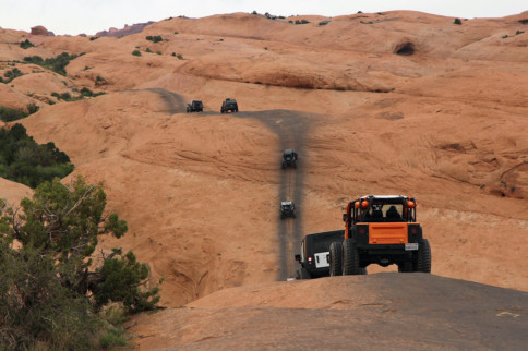 Off-Road 101: What Is Crawl Ratio?