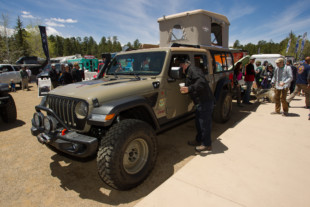 2019 SEMA Show Will Feature Overlanding Experience