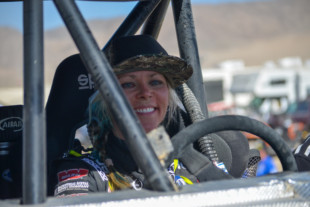 "Remembering Jessi Combs: ""The Fastest Woman On Four Wheels"""