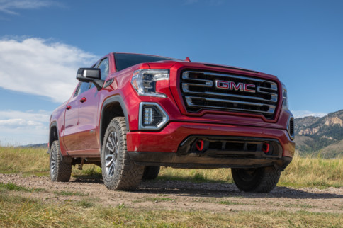 The Future Of Light Duty Trucks: 2020 GMC Sierra 3.0-Liter Duramax